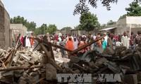 Serangan bunuh diri terjadi sehingga 20 orang tewas dan terluka di Nigeria