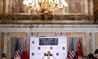 Dialog ekonomi komprehensif AS-Tiongkok dibuka di Washington DC, AS