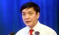 Ketua Konfederasi Serikat Pekerjaan  Vietnam melakukan temu kerja di Provinsi Vinh Long