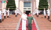 Memperhebat kerjasama pertahanan Vietnam-Australia