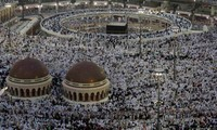 Arab Saudi membatasi warga negara Suriah melakukan ibadah haji