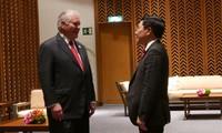 Vietnam memperkuat kerjasama dengan semua negara dan Uni Eropa