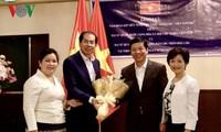 Temu pergaulan solidaritas dan persahabatan Vietnam-Laos di Jepang