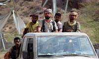 Keretakan dalam persekutuan pemberontak tambah merumitkan lagi perang saudara di Yaman