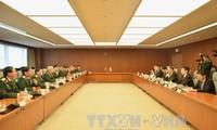 Dialog  ke -5 kebijakan pertahanan Vietnam-Jepang
