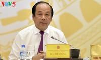 Vietnam berupaya melaksanakan target pertumbuhan 6,7%