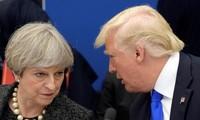 Pemimin AS, Inggris, Australia dan Tiongkok melakukan konsultasi tentang RDRK