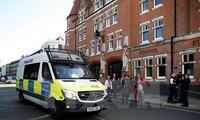 Inggris menurunkan bahaya teror ke taraf serius