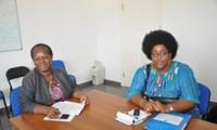 Ibu Bintou Keita diangkat menjadi Asisten Sekjen PBB urusan aktivitas-aktivitas menjaga perdamaian