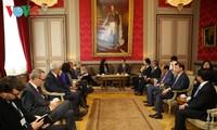 Vietnam dan Belgia sepakat memperluas hubungan kerjasama bilateral