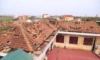 Melanjutkan aktivitas-aktivitas memberikan sumbangan berupa uang kepada warga daerah Vietnam Tengah yang menderita kerugian taufan Doksuri