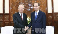 Bulgaria selalu mendukung secepatnya penandatanganan Perjanjian Perdagangan Bebas Vietnam-Uni Eropa