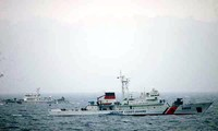 Putaran ke-8 perundingan Kelompok kerja tentang wilayah laut di luar muara Teluk Tonkin Vietnam-Tiongkok