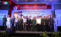 Resepsi khidmat memperingati ultah ke-72 berdirinya Tentara Nasional Indonesia