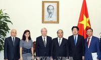 PM Vietnam, Nguyen Xuan Phuc menerima Dubes Bulgaria