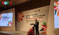 Forum badan usaha Vietnam berkembang secara berkesinambungan tahun 2017