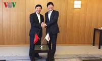 Vietnam memperkuat kerjasama dengan daerah-daerah Jepang