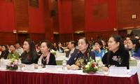 8 kolektif dan 10 perseorangan dimuliakan dalam Upacara pemberian Penghargaan Wanita Vietnam 2017