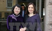 Vietnam dan Finlandia memperkuat kerjasama di semua bidang