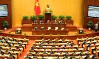 Para pemilih di seluruh negeri percaya pada aktivitas para anggota MN Vietnam