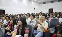 Kaum pemuda Vietnam memberikan sumbangan pada pengembangan ekonomi Tanah Air