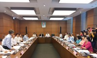 MN Vietnam membahas situasi sosial-ekonomi