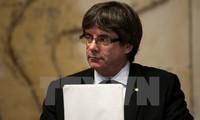 Majelis Tinggi Spanyol menyetujui pimpinan Katalonia membahas pasal 155 UUD