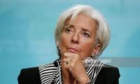 """Direktur Jenderal IMF memperingatkan """"masa depan dunia suram"""""""