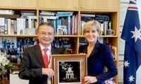 Vietnam dan Australia bertekad membawa hubungan bilateral ke ketinggian baru