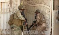 Tentara Irak menyerang sarang terakhir IS