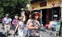 Kedatangan wisman  di Vietnam  pada 10/2017 terus mencapai lebih dari 1 juta orang