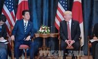 AS dan Jepang berkomitmen melakukan kerjasama secara intensif dan ekstensif dalam masalah RDRK