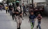 Palestina: Gerakan Hamas melaksanakan langkah serah terima pertama