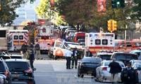 AS: serangan teroris di pusat Kota New York