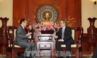 Kota Ho Chi Minh dan Provinsi Saitama, Jepang bekerjasama mendidik SDM