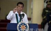 Presiden Filipina menyerukan kerjasama erat lebih lanjut lagi untuk menentang IS