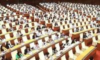 MN membahas UU menganai Gugatan