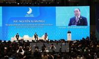 Pers internasional menekankan tekad Vietnam dalam mendorong pertumbuhan yang berkesinambungan di kawasan