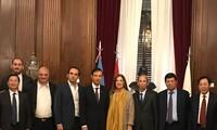 Mendorong kerjasama antara Kota Hanoi dan Kota-kota di Brazil, Argentina dan Cile