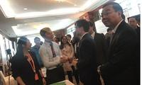 Pembukaan Hari Start-up Vietnam yang inovatif dan kreatif 2017