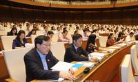 MN mengesahkan UU mengenai Kehutanan
