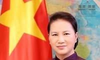 Ketua MN Vietnam, Nguyen Thi Kim Ngan berangkat melakukan kunjungan resmi ke Singapura dan Australia