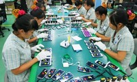 Vietnam mengalami surplus perdagangan sebanyak 2,8 miliar USD selama 11 bulan ini