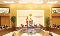 Sidang ke-19 Komite Tetap MN Vietnam angkatan XIV