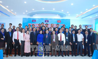 Pembukaan Forum yang ke-7 Pemuda Kawasan Segitiga Perkembangan Kamboja-Laos-Vietnam
