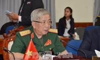 Dialog ke-3  Kebijakan Pertahanan Vietnam-Kamboja tingkat Deputi Menteri