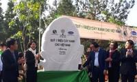 Wapres Vietnam, Dang Thi Ngoc Thinh melakukan temu kerja dengan Provinsi Cao Bang