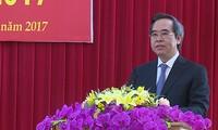 Terus menciptakan syarat bagi daerah Tay Bac di Vietnam Utara untuk berkembang secara berkesinambungan dan komprehensif