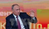 Presiden Rusia berseru supaya memperkuat pengawasan terhadap perusahaan-perusahaan media