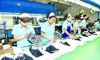 Ekspor alas kaki Vietnam pada tahun 2018 akan mempunyai daya lenting yang baik